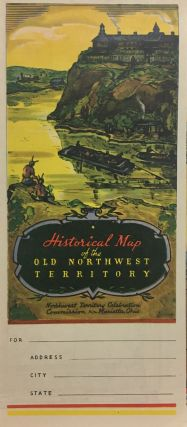 Historical Map of the Old Northwest Territory