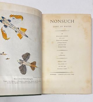 Nonsuch: Land of Water.