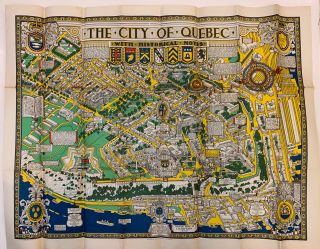 The City of Quebec with Historical Notes. Samuel Hubert MAW