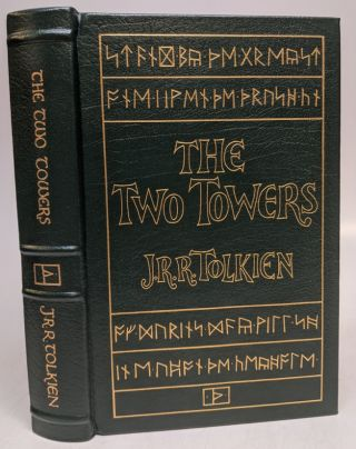The Two Towers. J. R. R. TOLKIEN