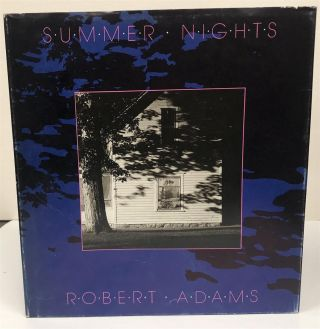 Summer Nights [A New Images Book]. Robert ADAMS