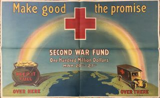 Make Good the Promise. Second War Fund