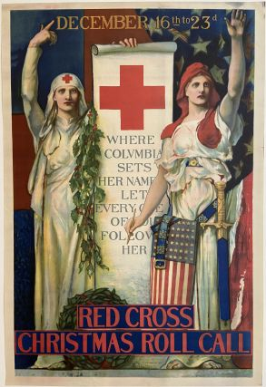 Red Cross Christmas Roll Call; December 16th to 23rd. E. H. BLASHFIELD