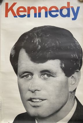 Kennedy for President 1968. Robert KENNEDY