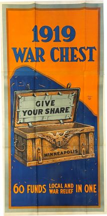 1919 War Chest. Joseph ALMARS