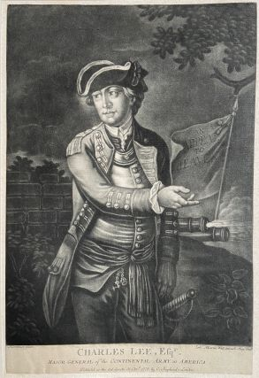 Charles Lee, Esqr.; Major General of the Continental Army in America. C. SHEPHERD