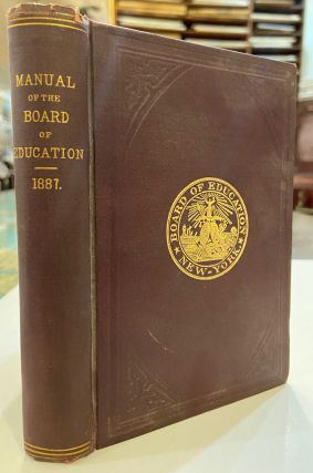 Manual of the Board of Education of the City of New York