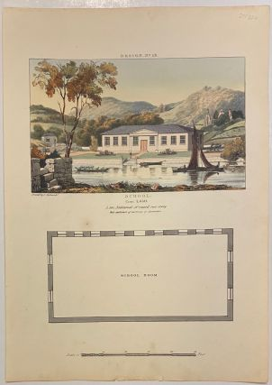 School, Design No. 13. John HALL