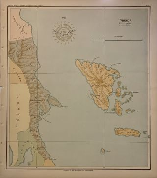 Infanta Y Polillo. P. Jose ALGUE, U S. COAST AND GEODETIC SURVEY