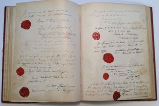 Remarkable Autograph Album