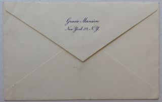Autographed Letter Signed on official letterhead