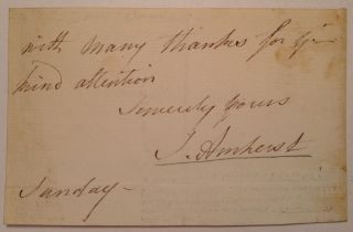 Fragment of a Signed Letter